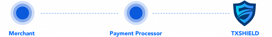 Integrated into Payment Processor